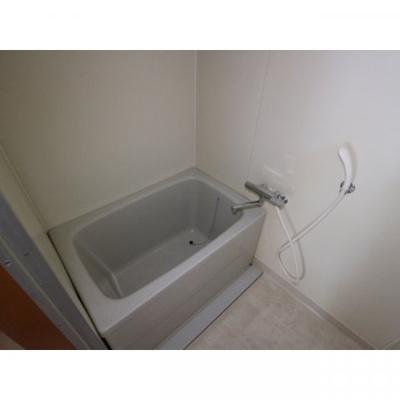 【浴室】御子柴コーポ
