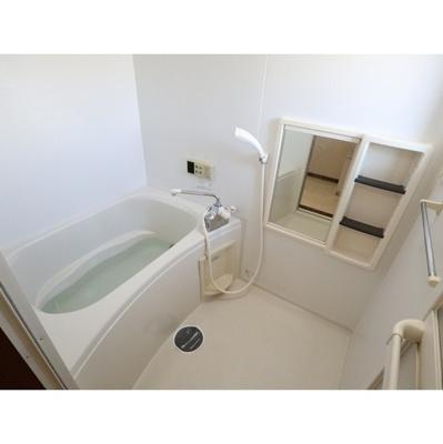 【浴室】ミノール若穂