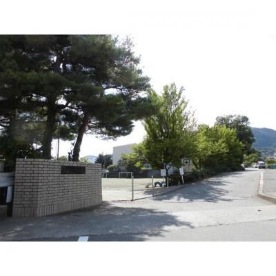 小学校「長野市立浅川小学校まで722m」