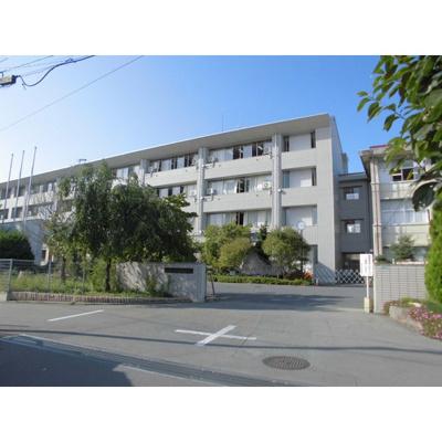 高校・高専「長野県長野吉田高校まで2067m」