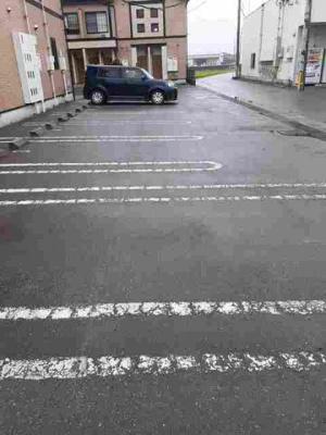 駐車場付きです