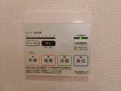 【設備】アドヴァンス・コートB