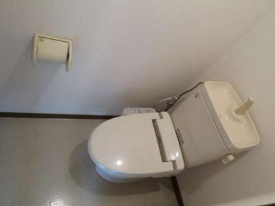 【トイレ】プレステージ保戸野