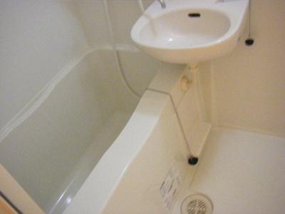 【浴室】レオパレス雅野 伍