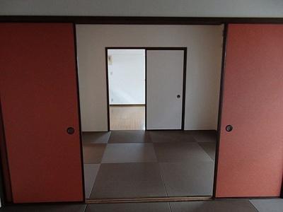 【和室】ヴィラコート深江2