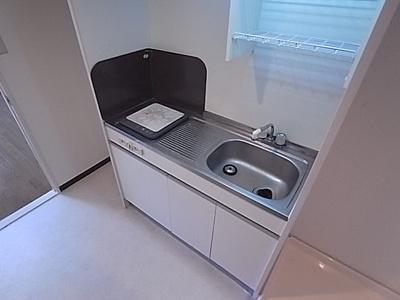 【キッチン】フローラル神戸