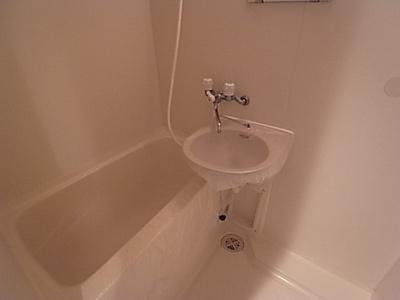 【浴室】フローラル神戸