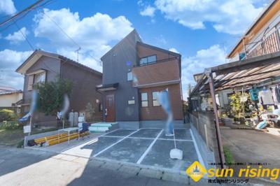 【周辺】武蔵村山市三ツ藤2丁目 新築戸建 全1棟