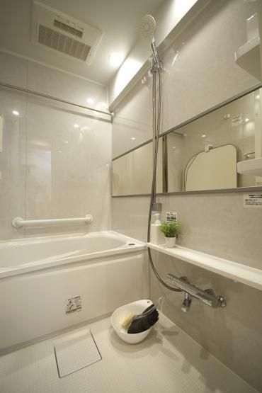 【浴室】横浜ヒルパーク神の木ハイツ