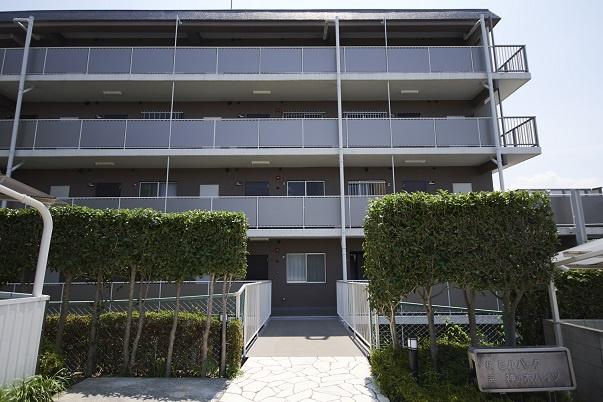 【エントランス】横浜ヒルパーク神の木ハイツ