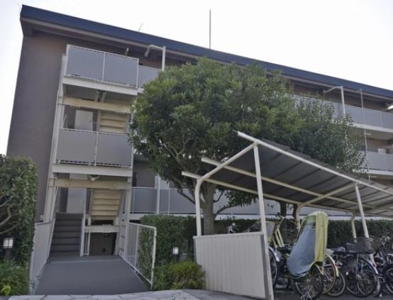 【外観】横浜ヒルパーク神の木ハイツ