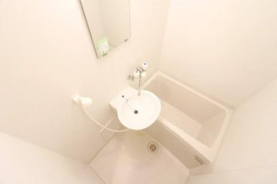 【浴室】レオパレス黄金色の呑田