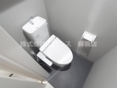 【トイレ】ドルフ千葉
