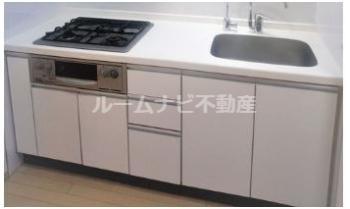 【キッチン】日神パレステージ西池袋公園
