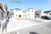 鴻巣市袋 1期 新築一戸建て リーブルガーデン 01の画像