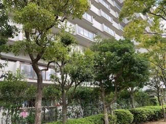 【コスモシティ尼崎】地上15階建 総戸数175戸 ご紹介のお部屋は13階部分です♪