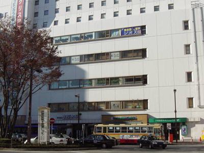 本厚木駅(小田急 小田原線)まで714m