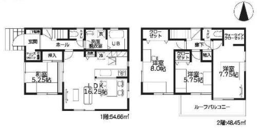 大和高田市西坊城20‐1期 新築(全7棟)1号棟