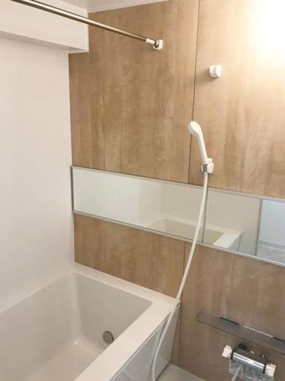 【浴室】ダイアパレス井土ヶ谷