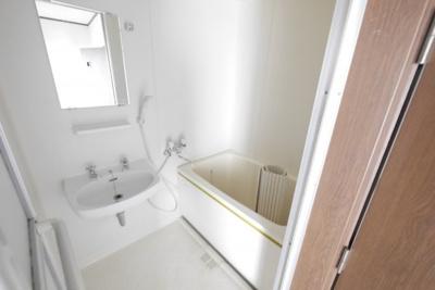 【浴室】エクボハイツ