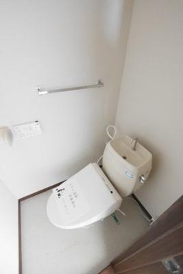 【トイレ】エクボハイツ