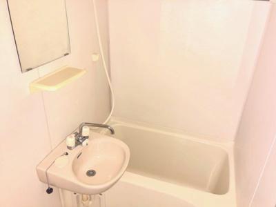 【浴室】レオパレスシャルマン セゾン