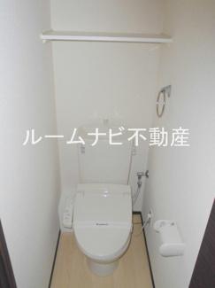 【トイレ】クレイノRiver city