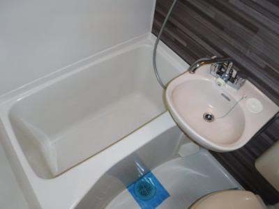 【浴室】クリフトンコート