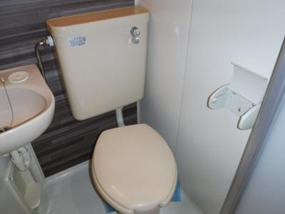 【トイレ】クリフトンコート