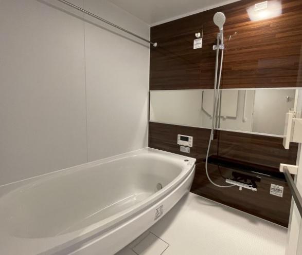 【浴室】サントゥール中川9の4号棟