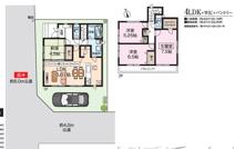 習志野市東習志野四丁目 新築分譲住宅の画像