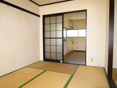 【寝室】アネックス甲子園三番町