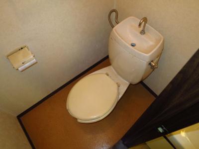 【トイレ】アネックス甲子園三番町