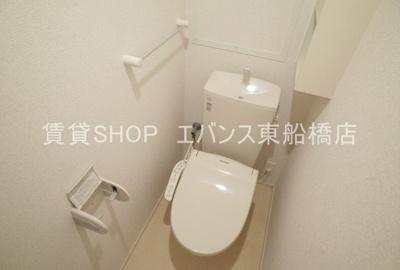 【トイレ】J・J・T