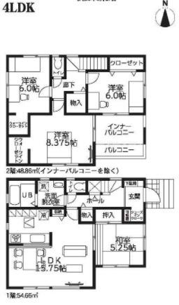 大和高田市西坊城20‐1期 新築(全7棟)7号棟
