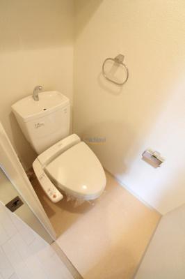【トイレ】レジディア心斎橋ウエスト