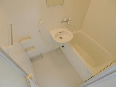 【浴室】ヴァンセーヌ今村 A棟