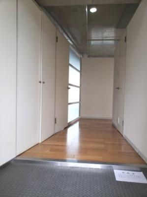 開放的な玄関☆神戸市垂水区 マリタイム舞子☆
