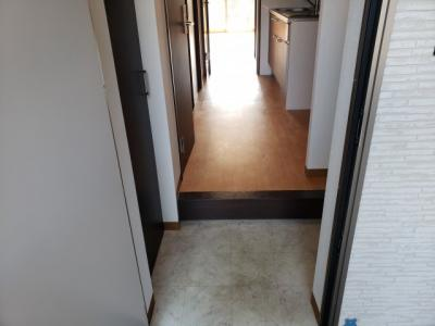明るい玄関☆神戸市垂水区 クリアパール垂水 賃貸☆