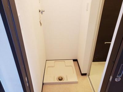 室内洗濯機置場☆神戸市垂水区 クリアパール垂水 賃貸☆