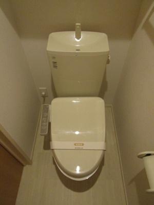 【トイレ】D-room東高松Ⅱ