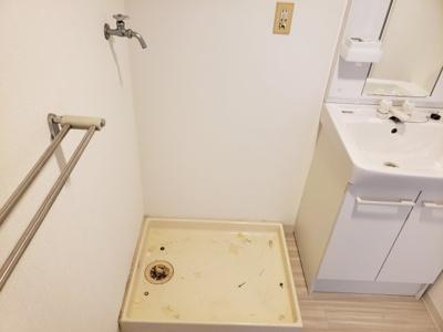 室内洗濯機置場☆神戸市垂水区 コウアロイヤル垂水Ⅱ 賃貸☆