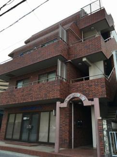 【外観】コーポ茶屋テナント1階
