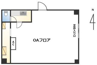 コーポ茶屋テナント1階
