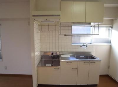 【キッチン】第一天野ハイツ