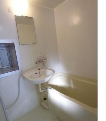 【浴室】第一天野ハイツ