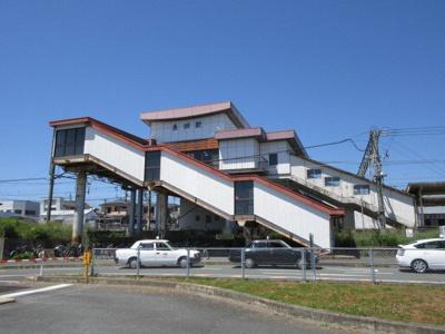 長洲駅まで650m