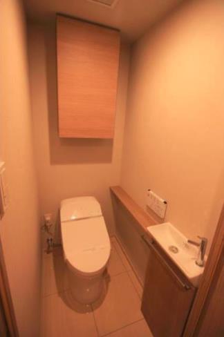 【トイレ】クリオラベルヴィ市ヶ谷
