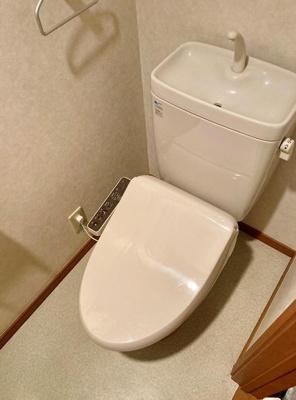【トイレ】能ヶ谷戸建