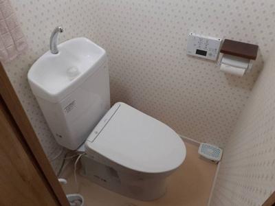 【トイレ】シャンティ森小路